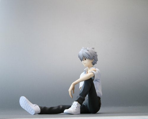 Image 5 for Shin Seiki Evangelion - Ikari Shinji - ES Series - 1/8 - School Uniform (Kotobukiya)