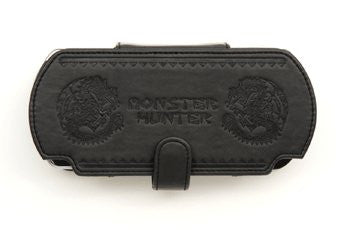 Image 2 for Monster Hunter Portable 2nd G Hunter Leather Cover (premium black)