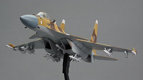 "Image 4 for GiMIX Aircraft Series - AC601 - Russian Air Force Su-37 - 1/144 - Flanker E2  ""711"" (Tomytec)"