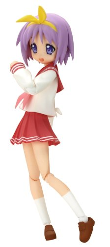 Image 1 for Lucky☆Star - Hiiragi Tsukasa - Figma #012 - Winter School Uniform Ver. (Max Factory)