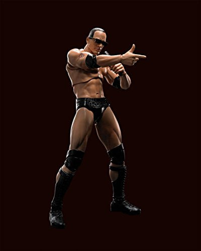 Image 10 for WWE - The Rock - S.H.Figuarts (Bandai)