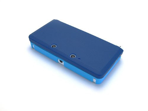 Image 3 for Palette Rubber Hardcover for 3DS (Sapphire Blue)