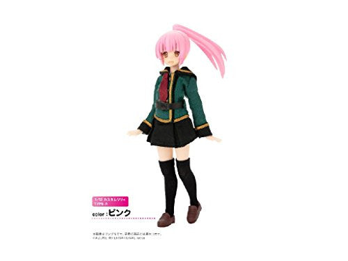 Image 1 for Assault Lily - Custom Lily - Picconeemo - Picconeemo Character Series - Type-A - 1/12 - Pink (Azone)