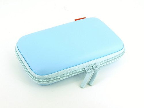 Image 3 for Palette Semi Hard Pouch for 3DS (Sky Blue)