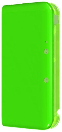 Image 1 for Jelly Hard Cover for 3DS LL (Green)