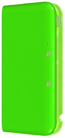 Image for Jelly Hard Cover for 3DS LL (Green)
