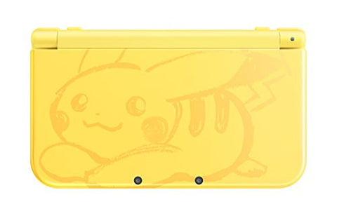 New Nintendo 3DS LL - Pikachu Version (Yellow)