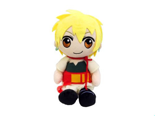 Magi - Labyrinth of Magic - Alibaba Saluja - Kuttari Cushion Vol. 1 - S (Bandai)