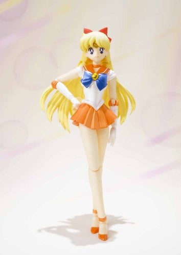 Image 4 for Bishoujo Senshi Sailor Moon - Artemis - Sailor Venus - S.H.Figuarts (Bandai)