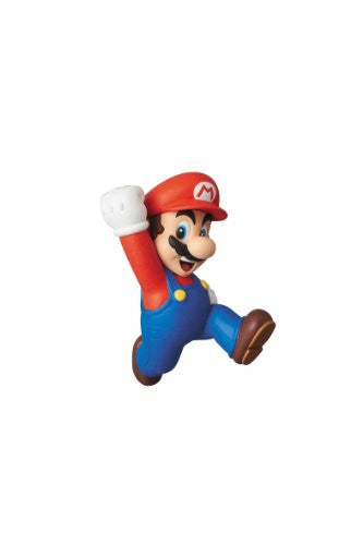 Image 1 for New Super Mario Bros. Wii - Mario - Ultra Detail Figure #176 (Medicom Toy)