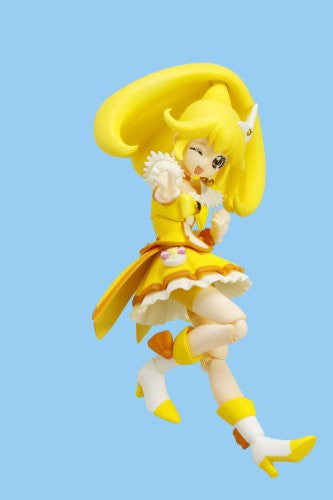 Image 4 for Smile Precure! - Cure Peace - S.H.Figuarts (Bandai)