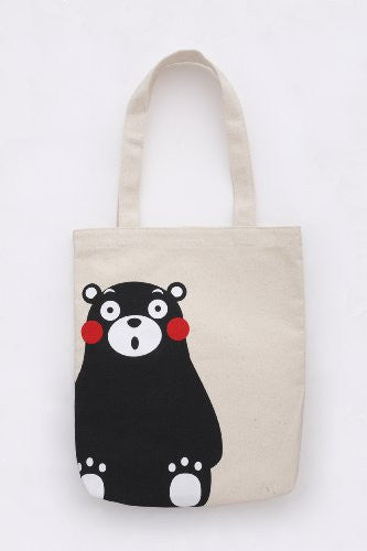 Image 2 for Kumamon Calender Japanese Character Book W/Tote Bag & Purse & Charm