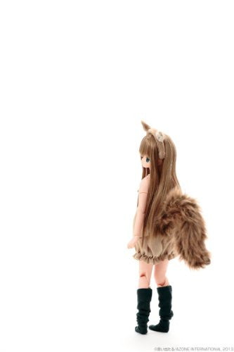 Image 2 for Chiika - Ex☆Cute 9th Series - PureNeemo - 1/6 - Komorebimori no Doubutsutachi ♪, Squirrel (Azone)