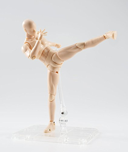 S.H.Figuarts - Body-kun - DX Set, Pale Orange Color Ver. (Bandai)