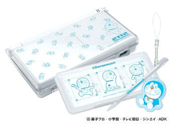 Image 1 for Doraemon Waku Waku DS Lite Accessory Set