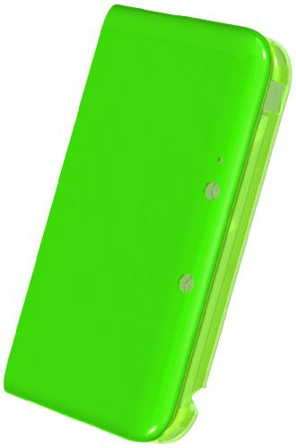Image 3 for Jelly Hard Cover for 3DS LL (Green)