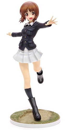 Image 9 for Girls und Panzer - Nishizumi Miho - Dream Tech - 1/8 - Panzer Jacket Ver. (Wave)