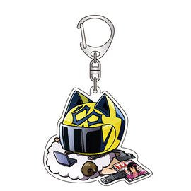 Image 1 for Minidura - Celty Sturluson - Keyholder - Daradara Dollars (Ascii Media Works)