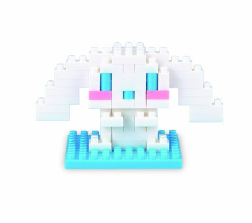 Image 1 for Hello Kitty - Cinnamoroll - Character Collection Series - Nanoblock NBCC-006 (Kawada)