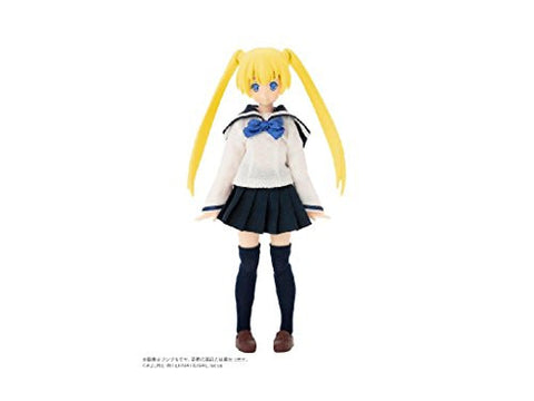 Image for Assault Lily - Custom Lily - Picconeemo - Picconeemo Character Series - Type-C - 1/12 - Yellow (Azone)