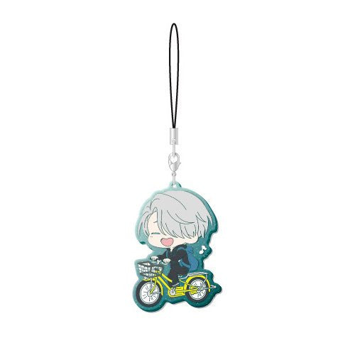 Image 5 for Yuri on Ice Clear Rubber Strap Box