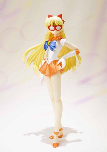 Image 3 for Bishoujo Senshi Sailor Moon - Artemis - Sailor Venus - S.H.Figuarts (Bandai)