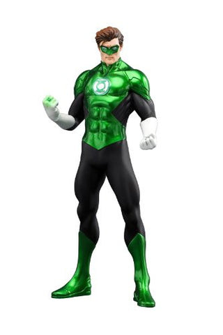 Image for Justice League - Green Lantern - DC Comics New 52 ARTFX+ - 1/10 (Kotobukiya)