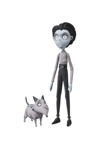 Image 1 for Frankenweenie - Sparky - Victor Frankenstein - Ultra Detail Figure (Medicom Toy)