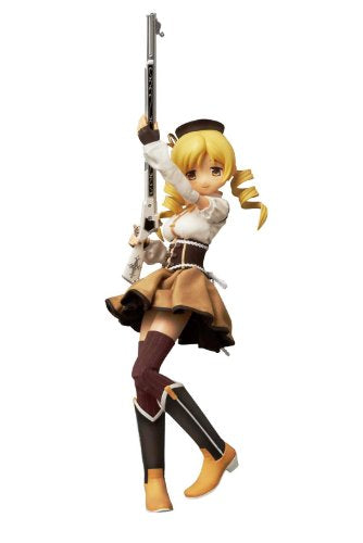 Image 2 for Mahou Shoujo Madoka★Magica - Charlotte - Tomoe Mami - Real Action Heroes #610 - Real Action Heroes MGM - 1/6 (Good Smile Company, Max Factory, Medicom Toy)