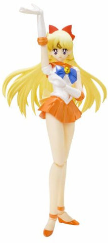 Image for Bishoujo Senshi Sailor Moon - Artemis - Sailor Venus - S.H.Figuarts (Bandai)