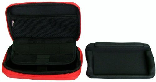 Image 3 for Semi Hard Case HG for 3DS LL (Red)