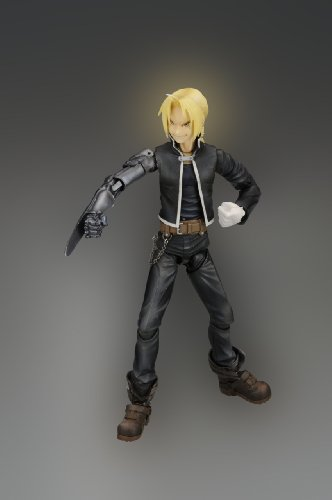 Image 4 for Hagane no Renkinjutsushi Brotherhood - Edward Elric - Play Arts Kai (Square Enix)
