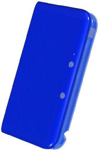 Image 3 for Jelly Hard Cover for 3DS LL (Blue)