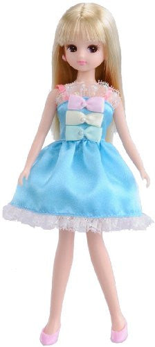 Image 1 for Licca-chan - LD-06 - Ribbon Dress (Takara Tomy)