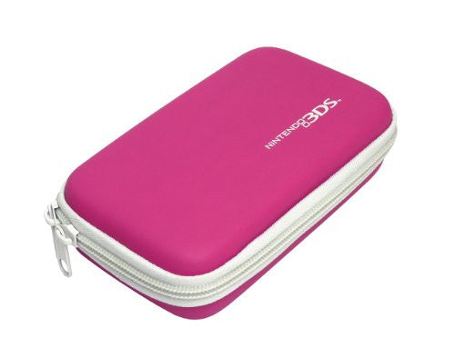 Image 2 for Hard Pouch 3DS (Pink)
