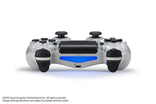 Image 4 for Dual Shock 4 (Crystal)