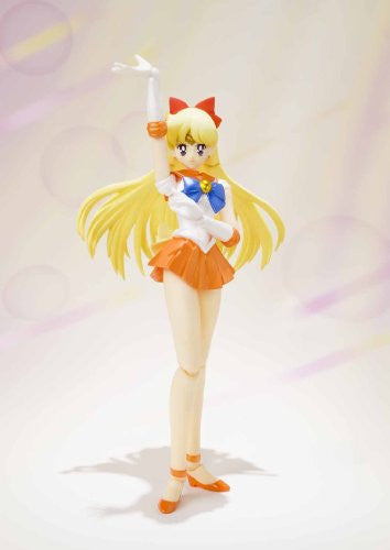 Image 2 for Bishoujo Senshi Sailor Moon - Artemis - Sailor Venus - S.H.Figuarts (Bandai)