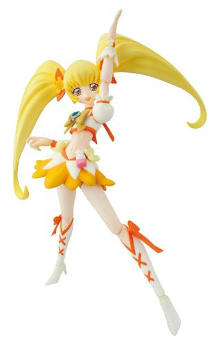 Image 3 for Heartcatch Precure! - Cure Sunshine - S.H.Figuarts (Bandai)