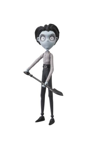 Image 2 for Frankenweenie - Sparky - Victor Frankenstein - Ultra Detail Figure (Medicom Toy)