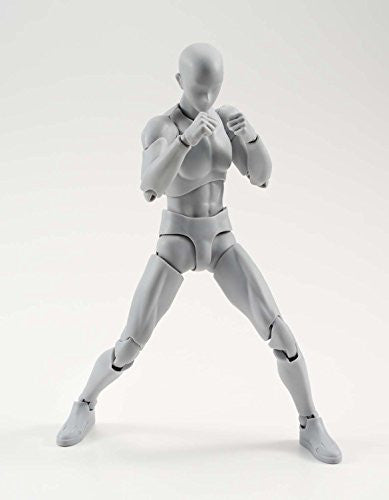 Image 10 for S.H.Figuarts - Body-kun - DX Set, Gray Color Ver. (Bandai)