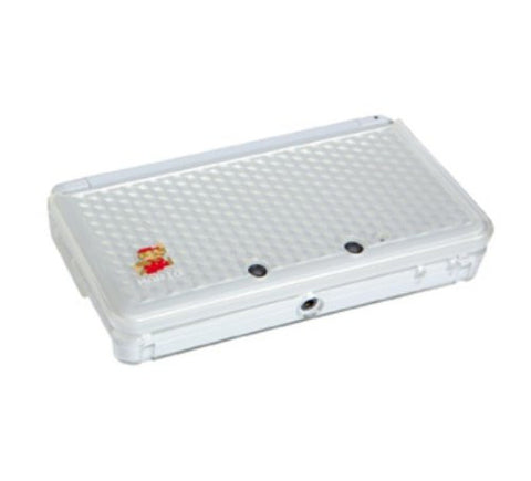 Image for TPU Cover for Nintendo 3DS [Super Mario Clear Version]