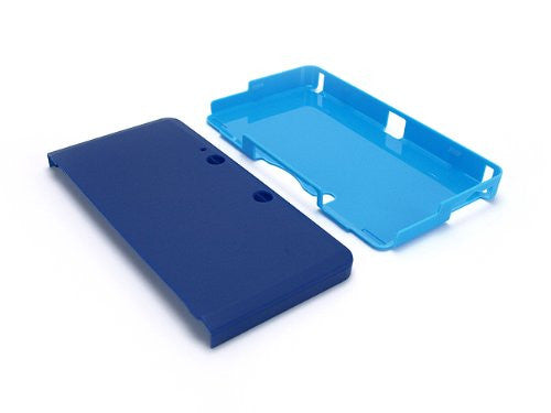 Image 5 for Palette Rubber Hardcover for 3DS (Sapphire Blue)