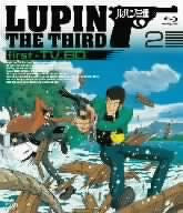 Image for Lupin III First-TV BD 2