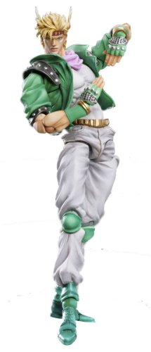 Image 1 for Battle Tendency - Jojo no Kimyou na Bouken - Caesar Anthonio Zeppeli - Super Action Statue #31 (Medicos Entertainment)