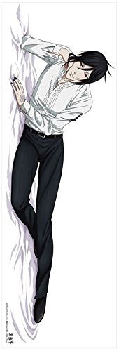 Image 2 for Kuroshitsuji ~Book of Circus~ - Sebastian Michaelis - Dakimakura Cover (Movic)