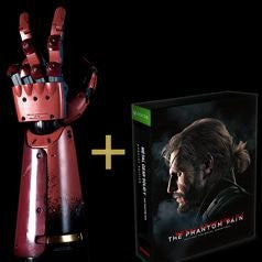 Image 1 for METAL GEAR SOLID V: THE PHANTOM PAIN [PREMIUM PACKAGE KONAMI STYLE LIMITED EDITION - Xbox One]