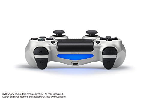 Image 4 for Dual Shock 4 (Silver)