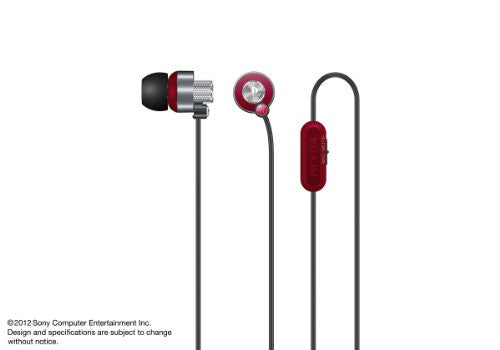 Image 1 for Sony PS Vita PlayStation Vita Earphone (Cosmic Red)