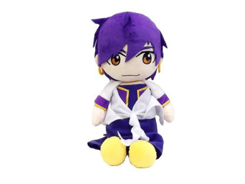 Image for Magi - Labyrinth of Magic - Sinbad - Kuttari Cushion Vol. 1 - S (Bandai)