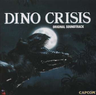 Image 1 for DINO CRISIS ORIGINAL SOUNDTRACK